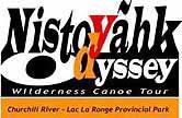 Nistowiak Falls Canoe Tour