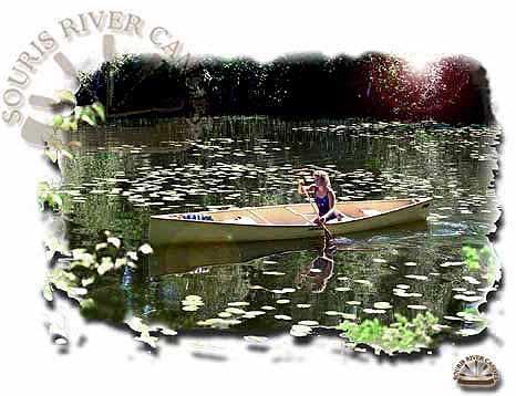 Souris River Canoe